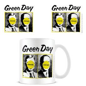 Green Day Nimrod - Mok