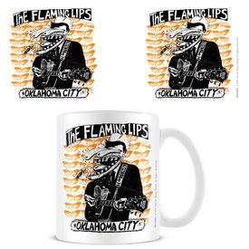 The Flaming Lips Oklahoma City - Mug