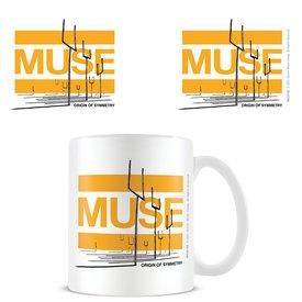 Muse Origin Of Symmetry - Mug