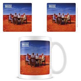 Muse Black Holes And Revelations - Mug