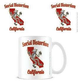 Social Distortion California - Mug