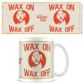 The Karate Kid Wax on Wax Off - Mok