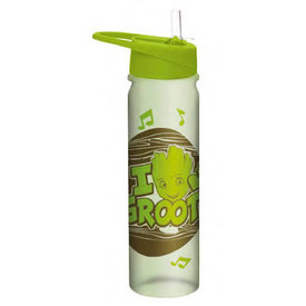 Guardians Of The Galaxy I Am Groot - Plastic Drink Bottle