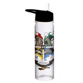 Harry Potter Ornate Crest - Plastic Drinkfles