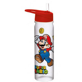 Super Mario Mushroom - Plastic Drinkfles