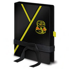 Cobra Kai Gi - Premium A5 Notebook