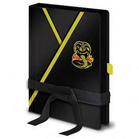 Cobra Kai Gi - Premium A5 Notitieboek