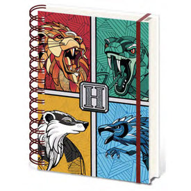Harry Potter Stand Together- A5 Notebook