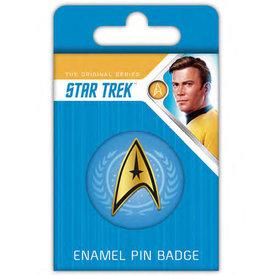 Star Trek Insignia - Enamel Pin Badge Set
