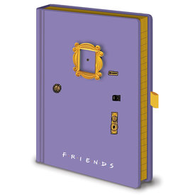 Friends Frame - Cahier de note A5 premium