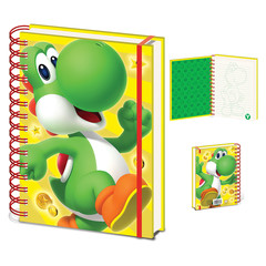 Notebooks with ring binder