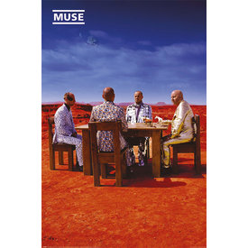 Muse Black Holes And Revelations - Maxi Poster