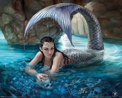 Products tagged with anne stokes poster