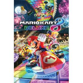 Mario Kart 8 Deluxe - Maxi Poster