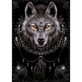 Spiral Wolf Dreams - Maxi Poster