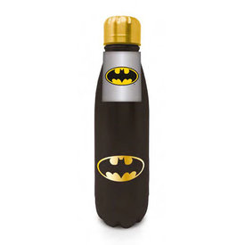 DC Comics: Batman Logo - Small Metal Drink Bottle