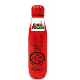 Nintendo: Mario -  Kleine Metalen Drinkfles