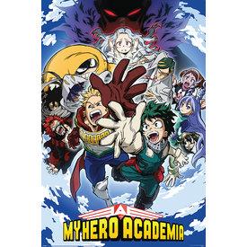 My Hero Academia Reach Up - Maxi Poster