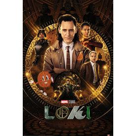 Loki Glorious Purpose - Maxi Poster