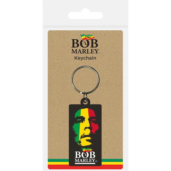 Bob Marley Face - Keyring