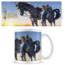 The Legend Of Zelda Breath Of The Wild Horse - Mok