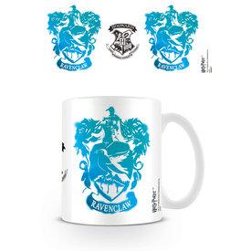 Harry Potter Ravenclaw Crest Stencil - Mug