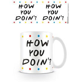 Friends How You Doin' - Mug