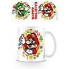 Nintendo Super Mario Bros Happy Holidays - Mug