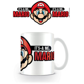Nintendo Super Mario Odyssey It's A Me Mario - Mok