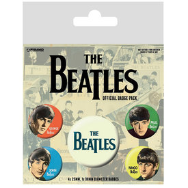 The Beatles Band - Badge Pack