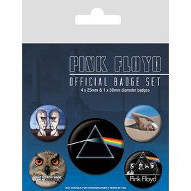 Pink Floyd - Badge Pack