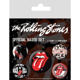 Rolling Stones Classic - Badge Pack
