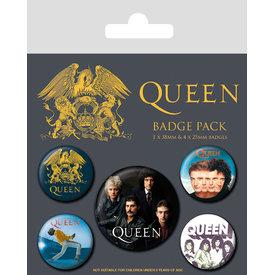 Queen - Badge Pack