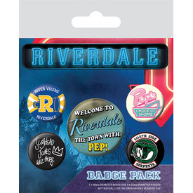Riverdale Icons - Badge Pack