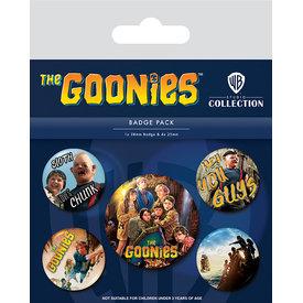 The Goonies Treasure - Badge Pack