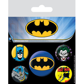 Batman - Badge Pack