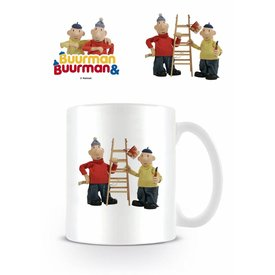 Pat & Mat Ladder - Mug