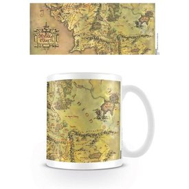 The Lord of the Rings Middle Earth - Mok