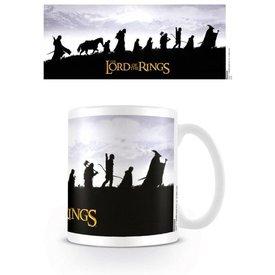 The Lord of the Rings Fellowship - Mug