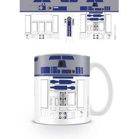 Star Wars R2D2 - Mug