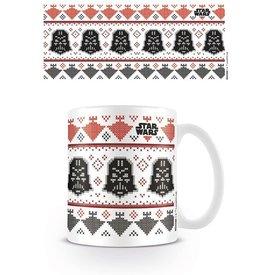 Star Wars Darth Vader Xmas - Mug