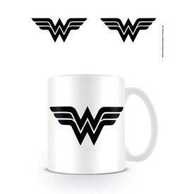 Dc Originals Wonder Woman Mono Logo - Mok