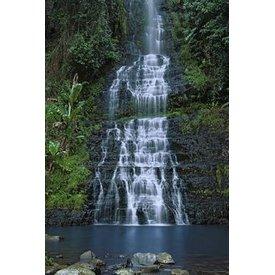 Waterfall Cascade - Poster