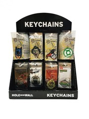 Counter Display Keychains