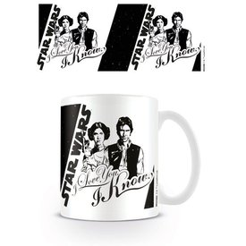 Star Wars I Love You - Mug
