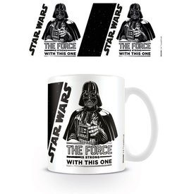Star Wars The Force Is Strong - Mug