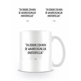 Johan Cruijff Onsterfelijk - Mug