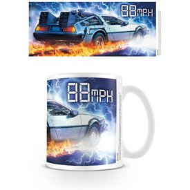 Back To The Future 88MPH - Mug