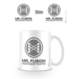Back To The Future Mr Fusion - Mug