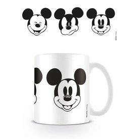 Mickey Mouse Faces - Mok